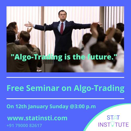 algo trading event